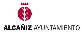 Web Ayuntamiento de Alcañiz